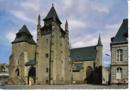 Saint-Brieuc () La Cathédrale Saint-Etienne XIII° Siécle - Saint-Brieuc