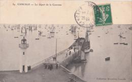 CANCALE ( 35 ) Le Départ De La Caravane - Cancale