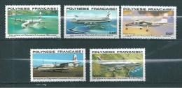 Polynésie  Poste Aérienne De 1979  N°148 A 152   Neufs Sans Charnière - Neufs