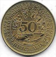 50 BETCHARD 1981 TUBIZE - Gemeentepenningen
