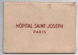 SANTE - Portfolio Contenant 14 Cartes : Hôpital Saint-Joseph - Health