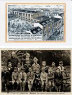 BERCHEM - Instituut Nieberding - Jordaensstraat - Antwerpen