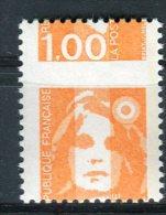 Variété N° Yvert 2619  Piquage à Cheval Signé Calves Neuf Luxe Cote Maury 80€ Réf. 614 - Varieties: 1980-89 Mint/hinged