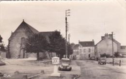 CHANTRIGNE Place De L'église - Mayenne