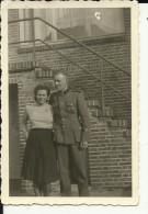 A254   --  DEUTSCHLAND   --  ORIGINAL PHOTO   --  SS OFFICER   --  ORDEN  --   8,8 Cm X 5,8 Cm - 1939-45
