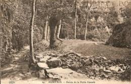 MORTAIN-ENTREE DE LA PETITE CASCADE - Avranches
