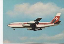 BOEING  720  AIR MALTA - 1946-....: Moderne