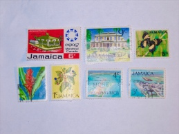 JAMAIQUE / JAMAICA    1970-9   LOT# 19 - Jamaique (1962-...)