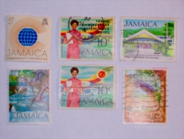 JAMAIQUE / JAMAICA    1972-9   LOT# 20 - Jamaique (1962-...)