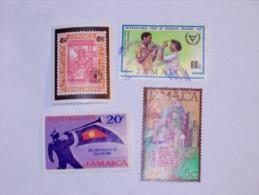 JAMAIQUE / JAMAICA    1972-9   LOT# 21 - Jamaique (1962-...)