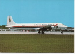 DOUGLAS DC-6A  CAYMAN AIRWAYS CARGO - 1946-....: Moderne