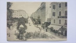 AJACCIO 20 2A Cours NAPOLEON Corse Du Sud CPA Animee Postcard - Ajaccio
