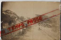Amérique - Vénézuéla - Course De Taureau Au Vénézuéla - Photo Circa Argentique 1870-1880 - Lieux