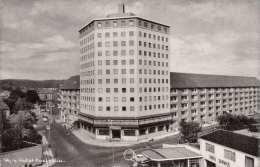 VELJE (Dänemark) - Hotel Australia, Fotokarte Gel.1960, Klebestelle Auf Rückseite - Dänemark