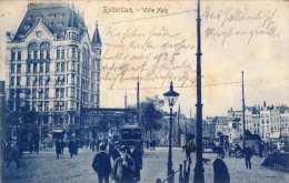 ROTTERDAM (Niederlande) - Witte Huis,gel.1907 - Rotterdam