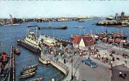 AMSTERDAM (Niederlande) - Ansicht Vom Y., Karte Gel.1960? - Amsterdam