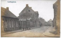 LEDEGHEM (8880) Dégats De Guerre ( Photo Carte ) - Ledegem