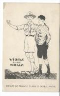 SCOUTISME.. VIENS Avec NOUS.. Scouts De France - Scoutisme