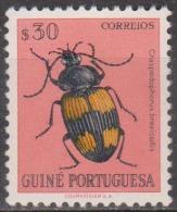 GUINÉ-1953, Insectos Da Guiné. $ 30 D. 11 1/2   (*) MNG    Afinsa  Nº  272 - Portuguese Guinea