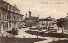 Vicenza -Thiene - Piazza Del Municipio - - Vicenza
