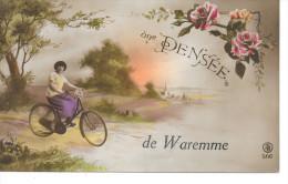 Waremme - Une Pensée De Waremme - Ed: R.B. 566 - Circulé. - Waremme