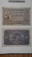 Bulgarien / Bulgaria - 10 Leva 1890 COPY Lemberg-Zp - Bulgaria