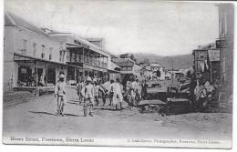 SIERRA LEONNE - Howe Street Freetown - Sierra Leone