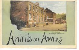 """Flémalle - Amitiés Des Awirs - """"La Maison Communale"""" Ed: Léopold Hellin-Bawin - Circulé. - Flémalle"""