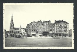 CPA - Bruxelles - ANDERLECHT - Place De La Vaillance - Nels 59   // - Anderlecht