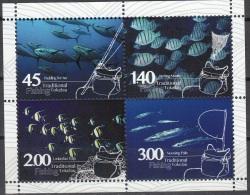 Tokelau 2015 Bloc Feuillet Poissons Neuf ** - Tokelau