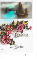 Seilles - Un Baiser De Seilles - Ed: Guy 124 - Circulé. - Andenne