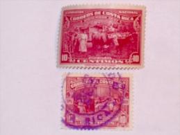 COSTA RICA  1937-47  LOT# 2 - Costa Rica