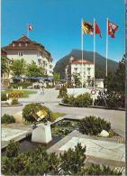 CH.- Bürgenstock - Hotels. Park- Und Palace-Hotel. - 2 Scans - Hotel's & Restaurants