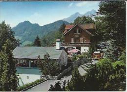 CH.- Bürgenstock - Hotels. Taverne. - 2 Scans - Hotel's & Restaurants