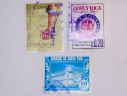 COSTA RICA  1965-74  LOT# 7 - Costa Rica