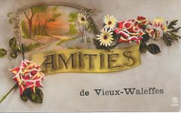 Vieux-Waleffes - Amitiés De Vieux-Waleffes - Ed: R.B. 439 - Circulé. - Villers-le-Bouillet