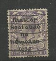 1922 USED Ireland, Gestempeld - 1922 Governo Provvisorio
