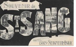 St-Sang - Souvenir Du St-Sang - Bois-Seigneur-Isaac - Circulé. - Braine-l'Alleud