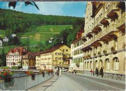 CH.- Ennetbaden. Badehotels.- 2 Scans - Hotel's & Restaurants