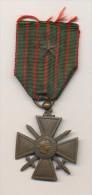 Croix De Guerre 1914-1918 Avec Une étoile De Bronze - France