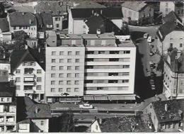 CH.- Basel - Birsfelden. Alfa Hotel..- 2 Scans - Hotel's & Restaurants