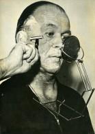 France Paris Invention Allemande Nouveau Miroir Pour Le Rasage Ancienne Photo 1949 - Photographs