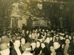 France Hospices De Beaune Tirage Loterie Nationale Dans La Cuverie Loto Ancienne Photo 1937 - Photographs
