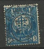 1933 USED Ireland, Gestempeld - 1922-37 Stato Libero D'Irlanda