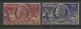 1948 USED Ireland, Gestempeld - 1922-37 Stato Libero D'Irlanda