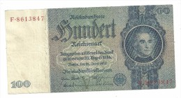 Germany 100 Reichsmark 1935 - [ 4] 1933-1945 : Troisième Reich