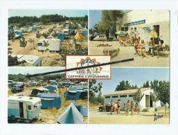 "CPM - Camping Caravaning ""Texas"" - Taxo D'Avall  - Argeles Sur Mer - Argeles Sur Mer"