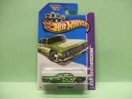 CHEVROLET CHEVY IMPALA 1959 - HW Showroom 2013 - Heat Fleet - HOTWHEELS Hot Wheels Mattel 1/64 US Blister - HotWheels