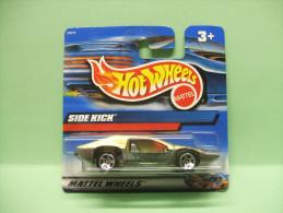SIDE KICK - 2000 HotWheels N°219 - HOTWHEELS Hot Wheels Mattel 1/64 EU Blister - HotWheels