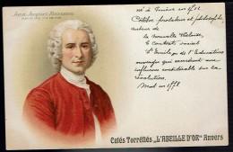 Jean-Jacques Rousseau - Ecrivains